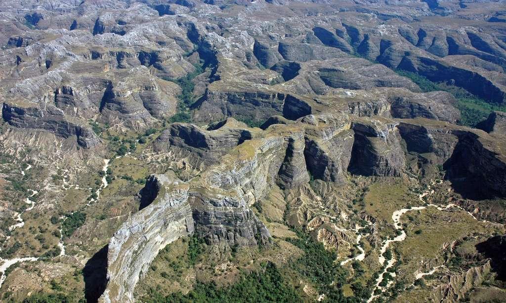 Makay mountain range
