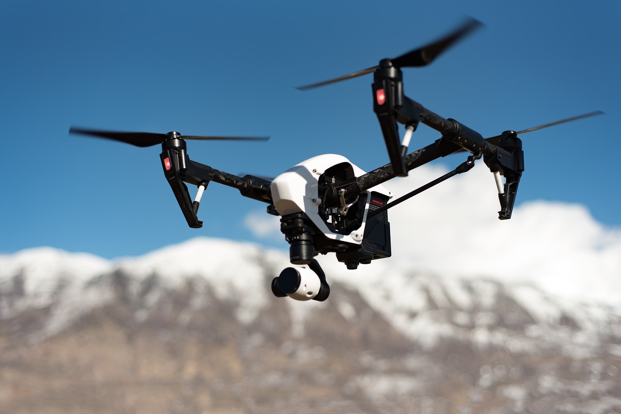The Advantages of Drone Footage for your Business